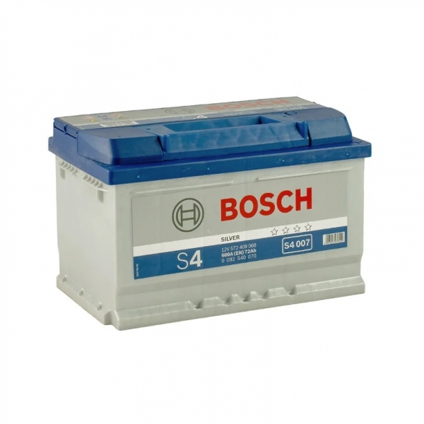 Аккумулятор Bosch 72 Ah S4 007