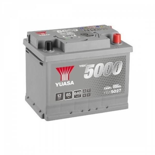 Аккумулятор Yuasa Silver High Performance Battery 65 Ah