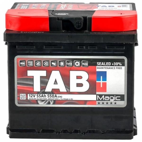 Аккумулятор TAB Magic Euro 55 Ah