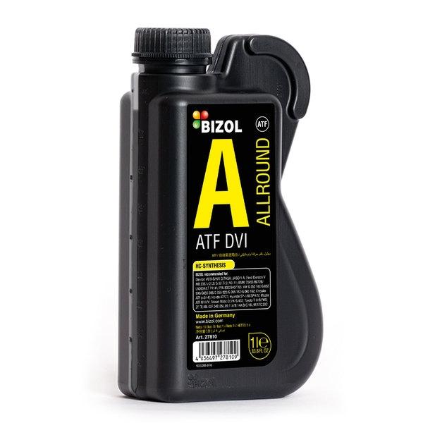 Трансмиссионное масло BIZOL Allround ATF D-VI (1л)