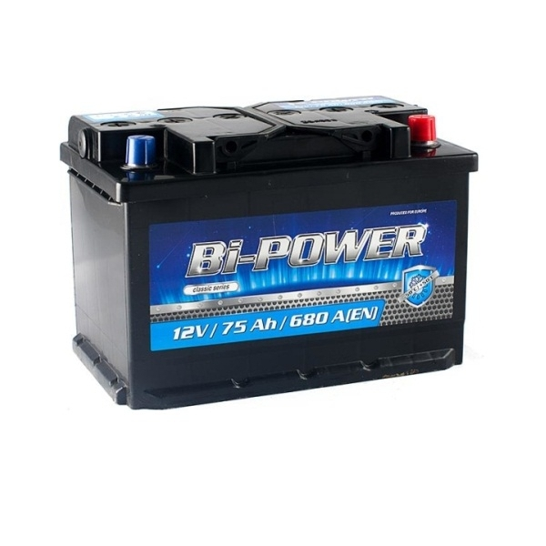 Аккумулятор Bi-Power 75 Ah
