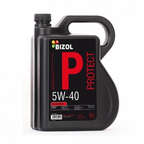 Моторное масло BIZOL Protect 5W-40 (5л)