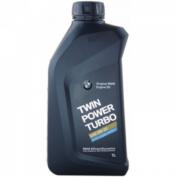 Моторное масло BMW Twinpower Turbo Oil Longlife-14 FE+ 0W-20 1л