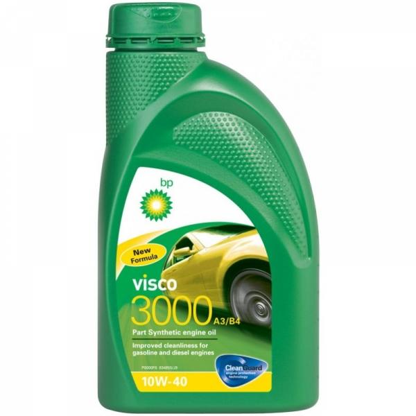 Моторное масло BP Visco 3000 10W-40 1л