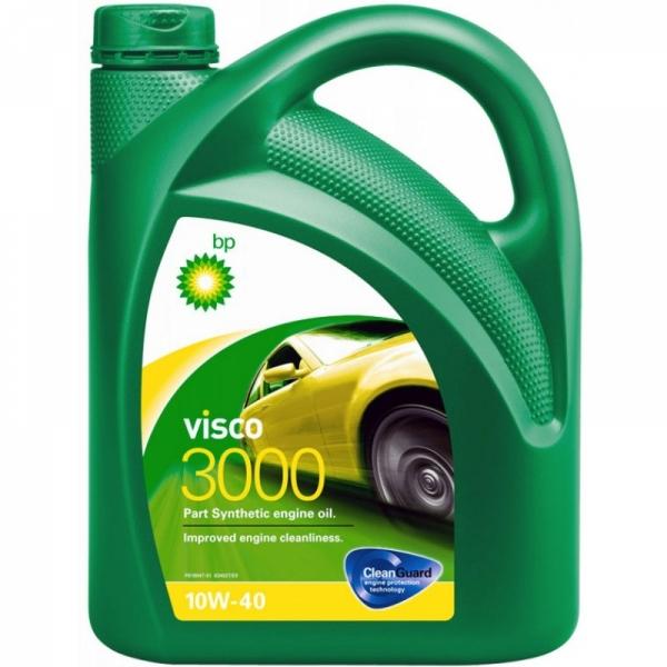 Моторное масло BP Visco 3000 10W-40 4л