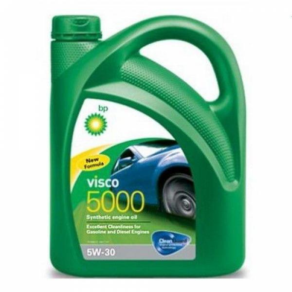 Моторное масло BP Visco 5000 5W-30 4л