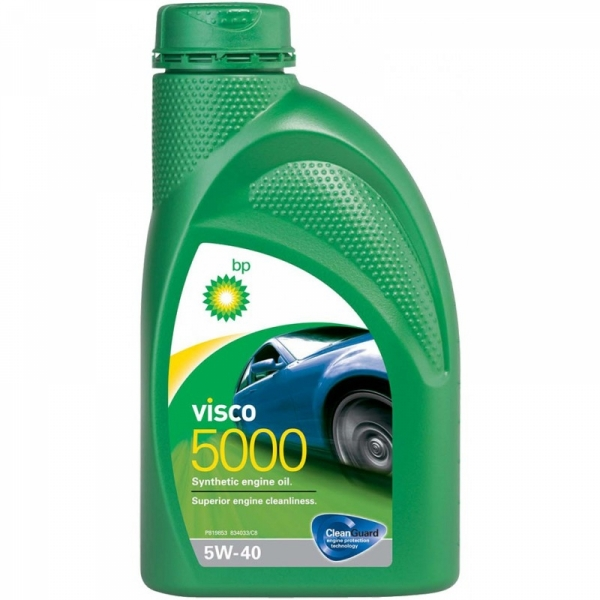 Моторное масло BP Visco 5000 5W-40 1л