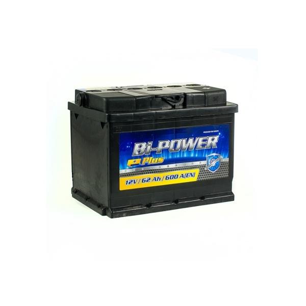Аккумулятор Bi-Power 62 Ah (R)
