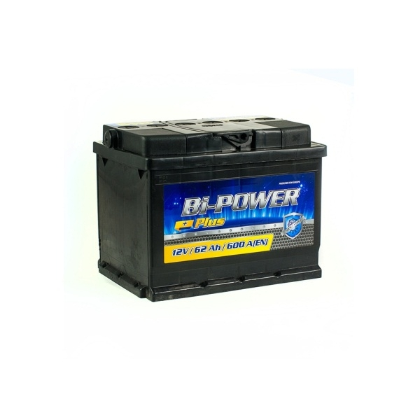 Аккумулятор Bi-Power 62 Ah (L)