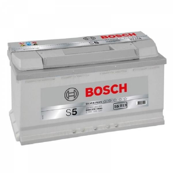 Аккумулятор Bosch 100Ah S5 013