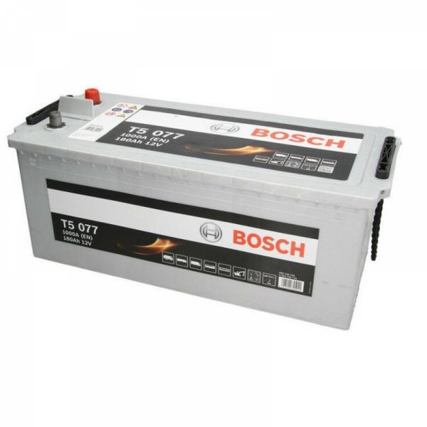 Аккумулятор Bosch 180Ah T5 077