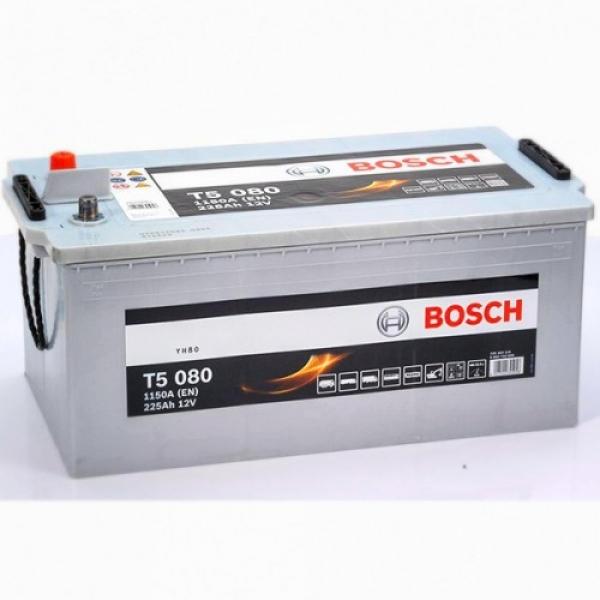 Аккумулятор Bosch 225Ah T5 080