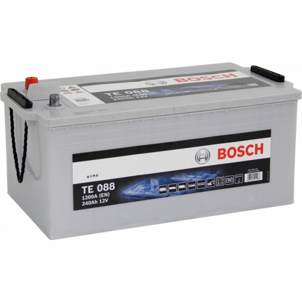 Аккумулятор Bosch 240Ah TE 088 EFB Start Stop
