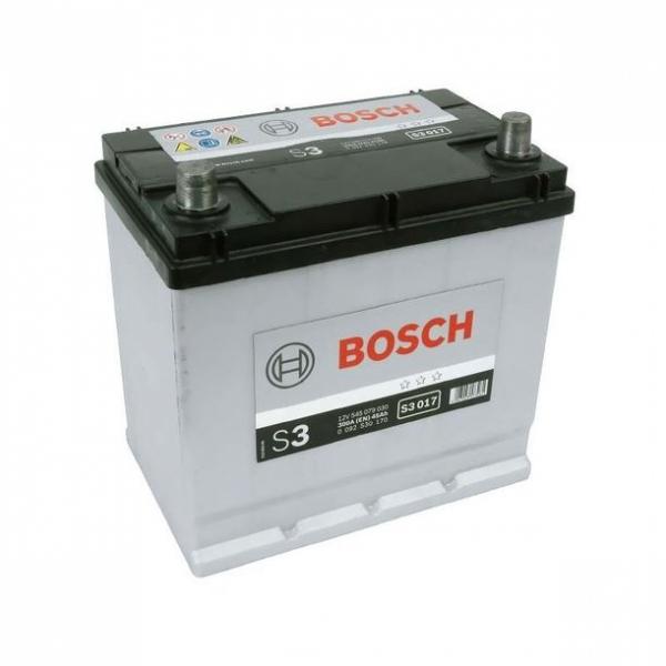 Аккумулятор Bosch 45Ah S3 017
