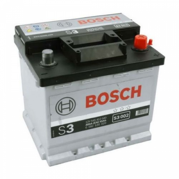 Аккумулятор Bosch 45Ah S3 002