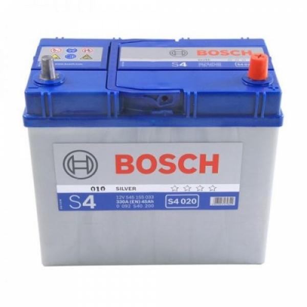 Аккумулятор Bosch 45Ah S4 020