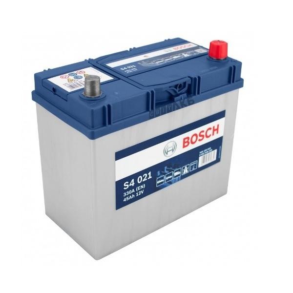 Аккумулятор Bosch 45Ah S4 021