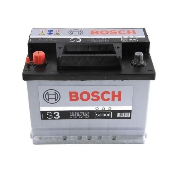 Аккумулятор Bosch 56Ah S3 006