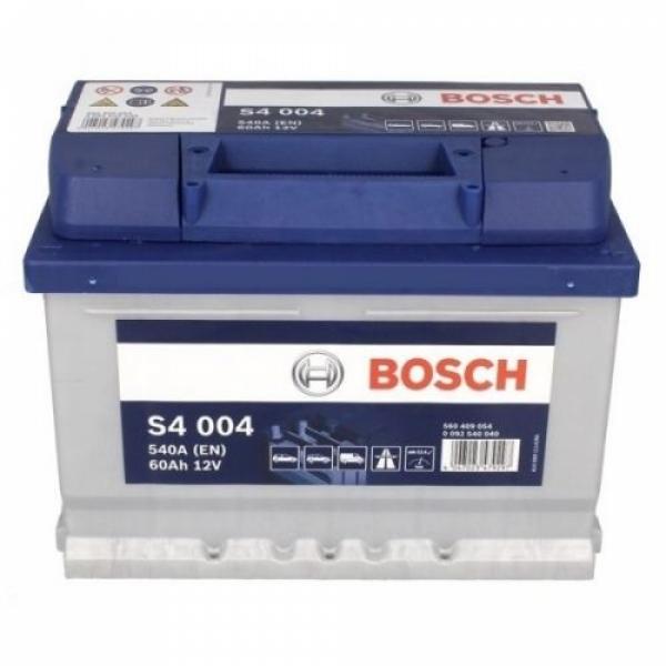 Аккумулятор Bosch 60Аh S4 004