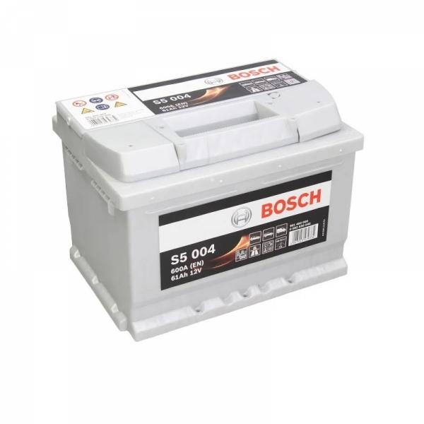 Аккумулятор Bosch 61 Ah S5 004