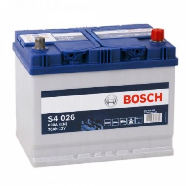 Аккумулятор Bosch 70 Ah S4 026