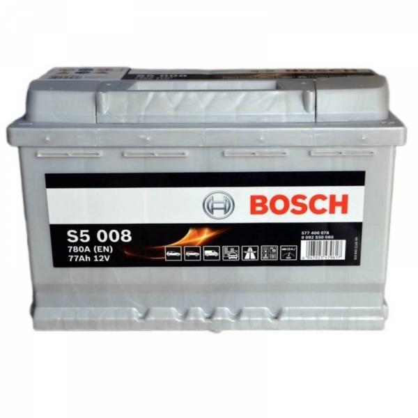 Аккумулятор Bosch 77Аh S5 008