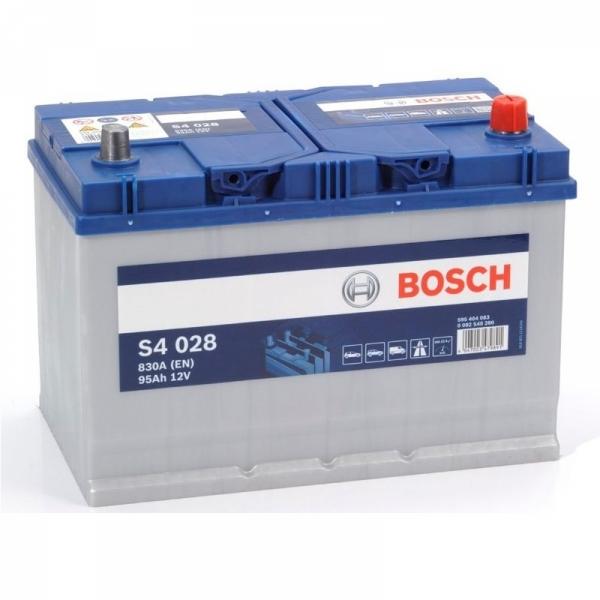 Аккумулятор Bosch 95Аh S4 028