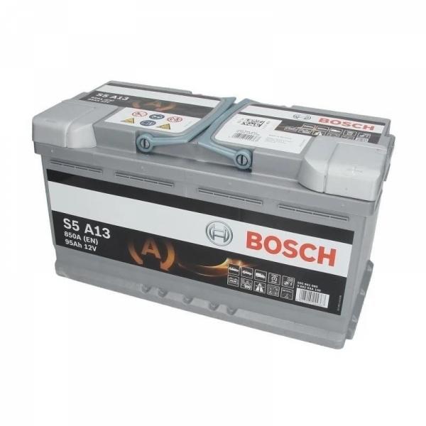 Аккумулятор Bosch 95Ah S5 A13 AGM Start Stop