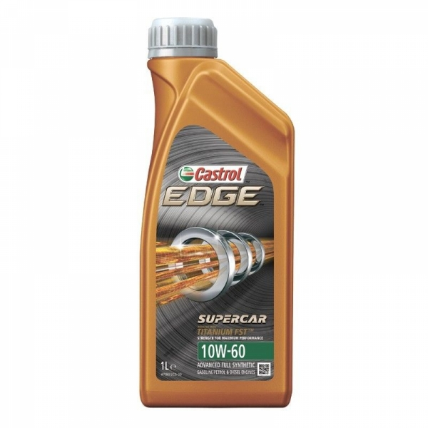 Моторное масло Castrol Edge Supercar 10W-60 1л
