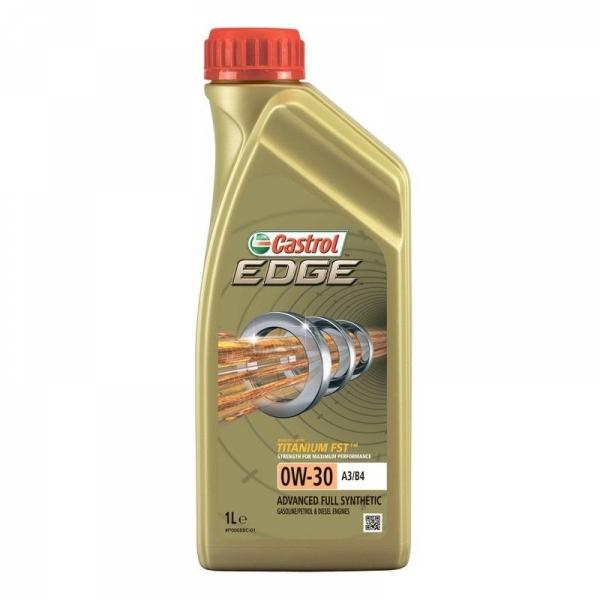 Моторное масло Castrol Edge 0W-30 A3/B4 1л