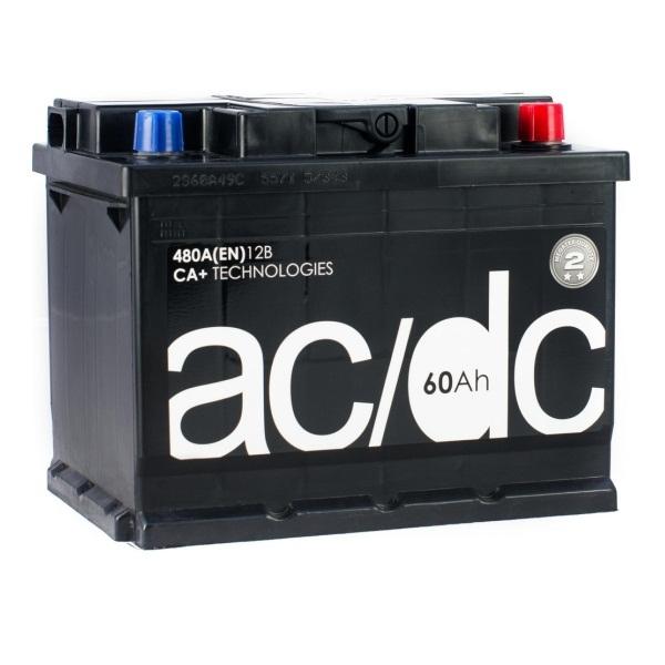 Аккумулятор AC/DC 60 Ah (R)