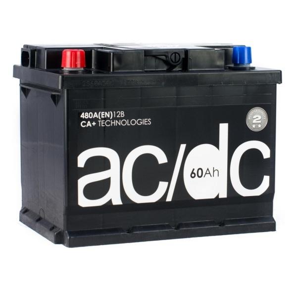 Аккумулятор AC/DC 60 Ah (L)
