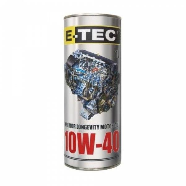 Моторное масло E-Tec ATD 10W-40 1л