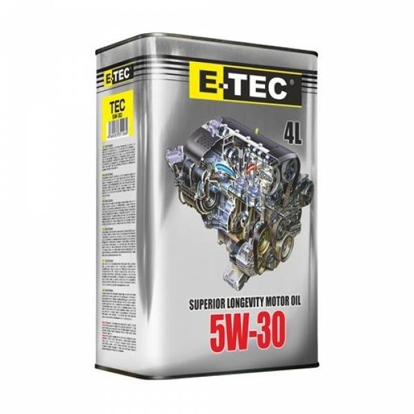 Моторное масло E-Tec EVO 5W-30 4л