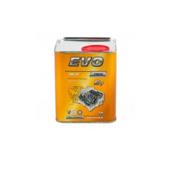 Моторное масло Evo E7 5W-30 SN/CF 1л