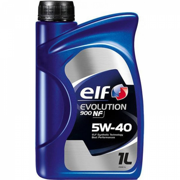 Моторное масло ELF Evolution 900 NF 5W-40 1л