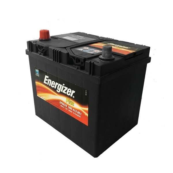 Аккумулятор Energizer Plus 60 Ah (L1)