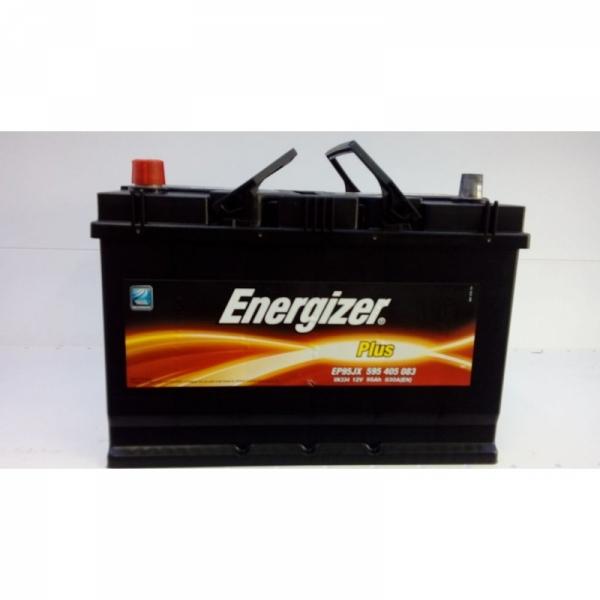 Аккумулятор Energizer Plus 95 Ah (L)
