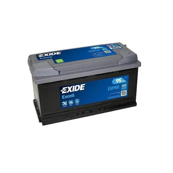 Аккумулятор Exide Excell 95 Ah