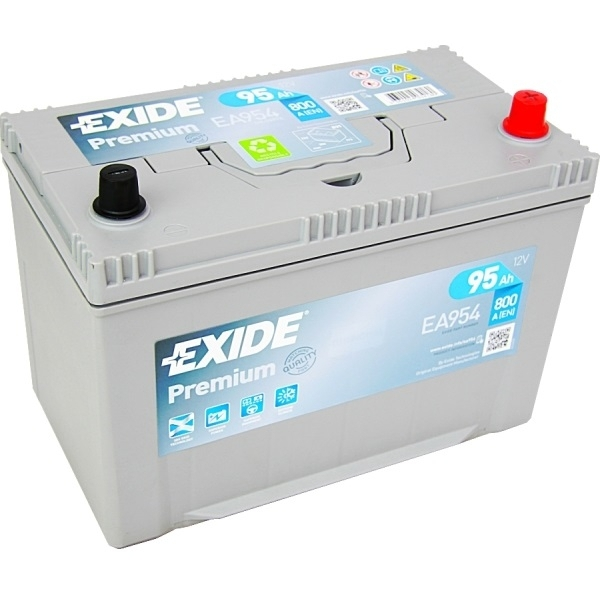 Аккумулятор Exide Premium 95 Ah (R)