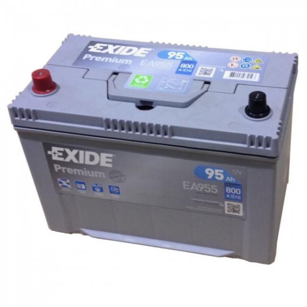 Аккумулятор Exide Premium 95 Ah (L)