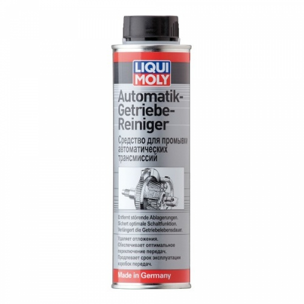 Промывка автоматических трансмиссий Liqui Moly Automatik Getriebe-Reiniger 0.3л