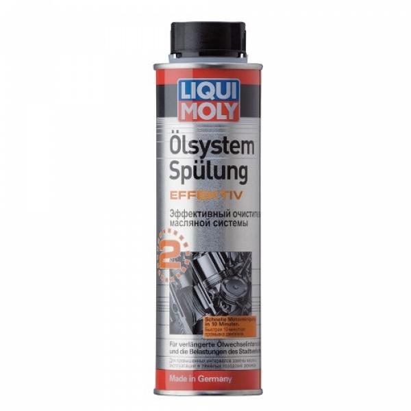 Эффективный очиститель для масляной системы Liqui Moly Oilsystem Spulung Effektiv 0.3л