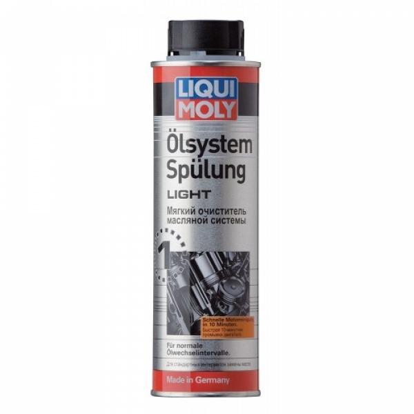 Мягкий очиститель масляной системы Liqui Moly Oilsystem Spulung Light 0.3л