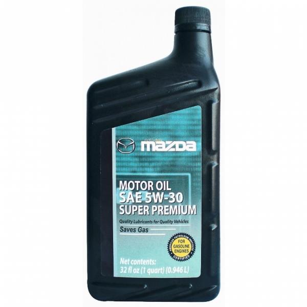 Моторное масло Mazda Super Premium 5W-30