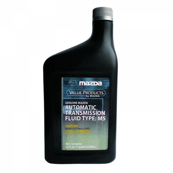 Трансмиссионное масло Mazda ATF M5