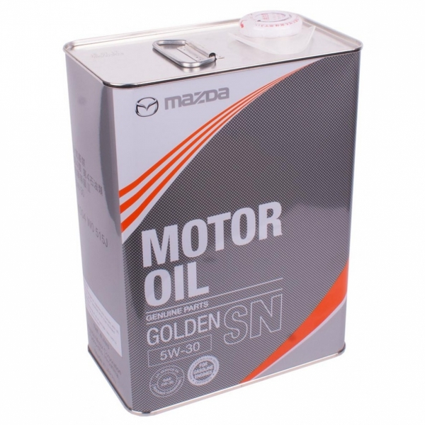Моторное масло Mazda Golden SN 5W-30