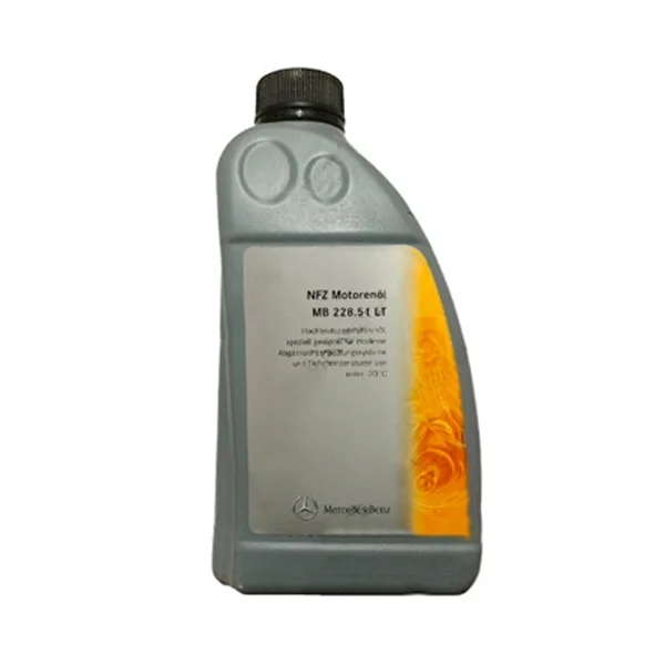 Моторное масло Mercedes-Benz MB 228.51 1л