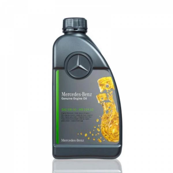 Моторное масло Mercedes-Benz MB 229.52 5W-30 1л