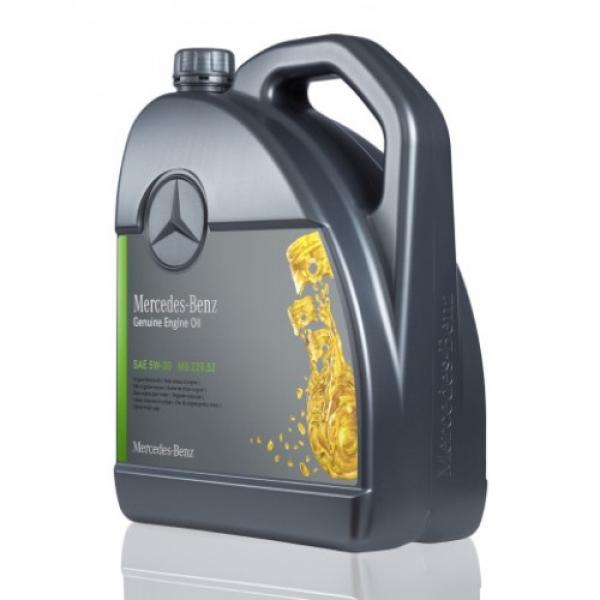 Моторное масло Mercedes-Benz MB 229.52 5W-30 5л